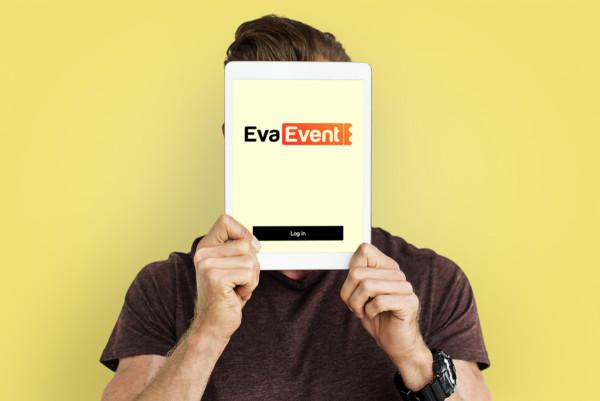 Sample branding #2 for Evaevent