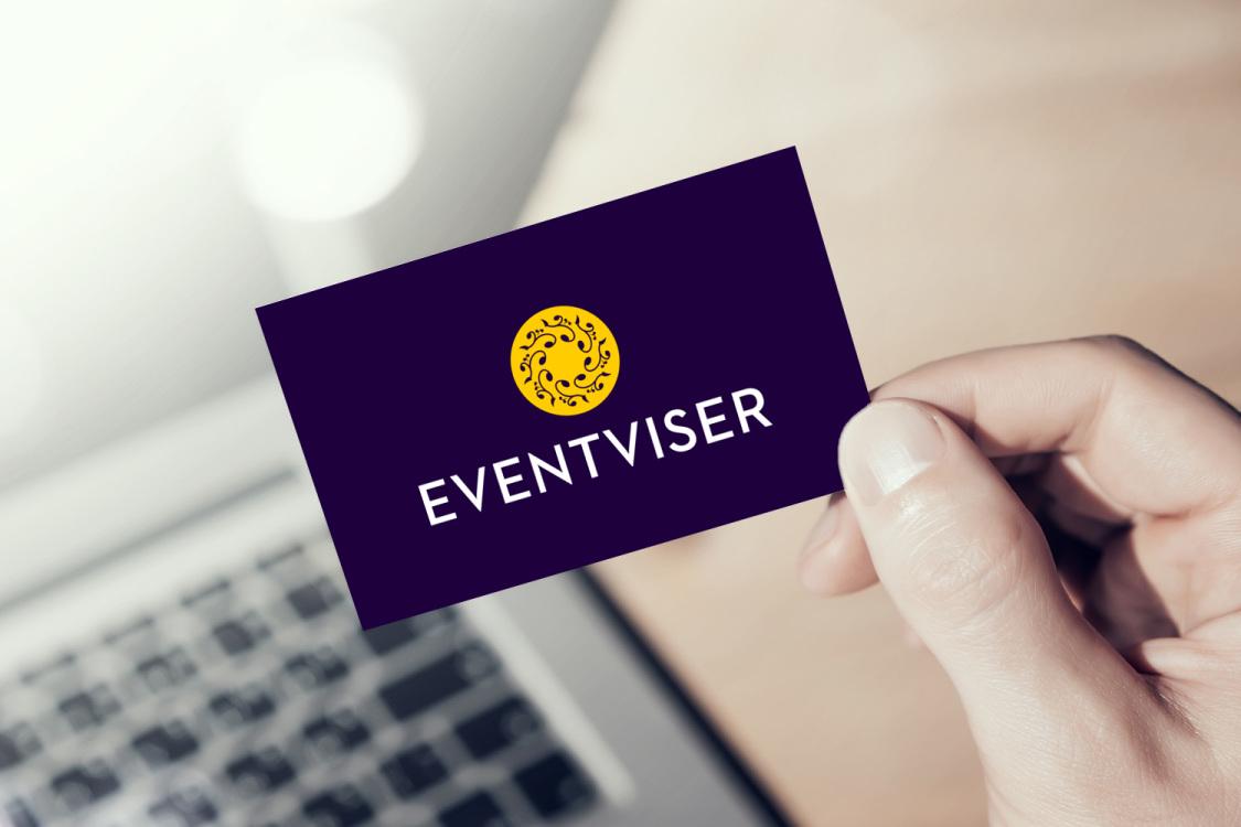 Sample branding #3 for Eventviser