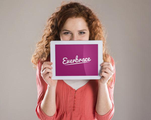 Sample branding #3 for Everbrace