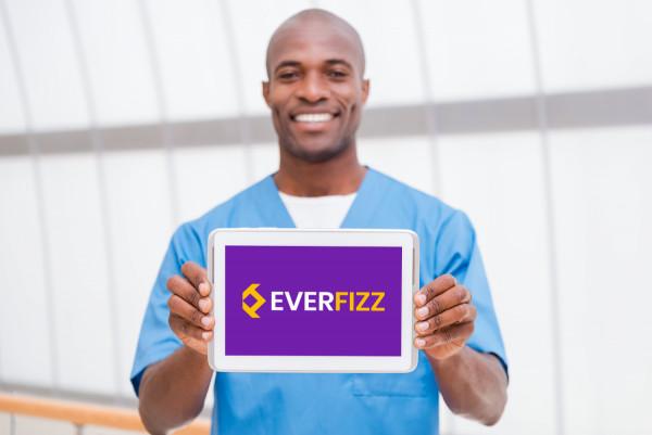 Sample branding #1 for Everfizz