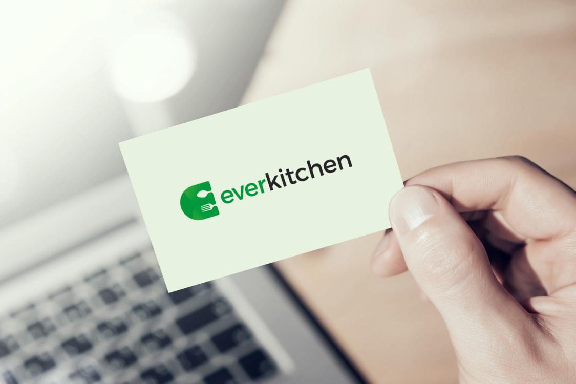 Sample branding #1 for Everkitchen