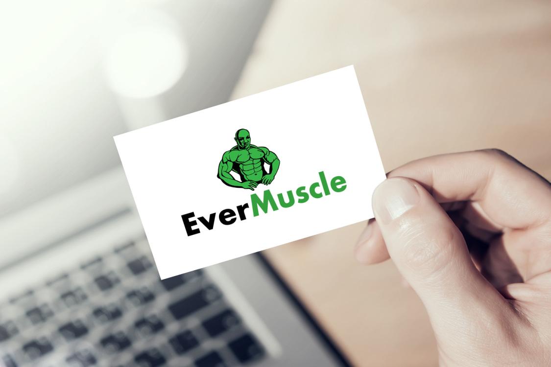 Sample branding #1 for Evermuscle