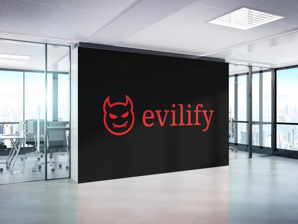 Sample branding #1 for Evilify