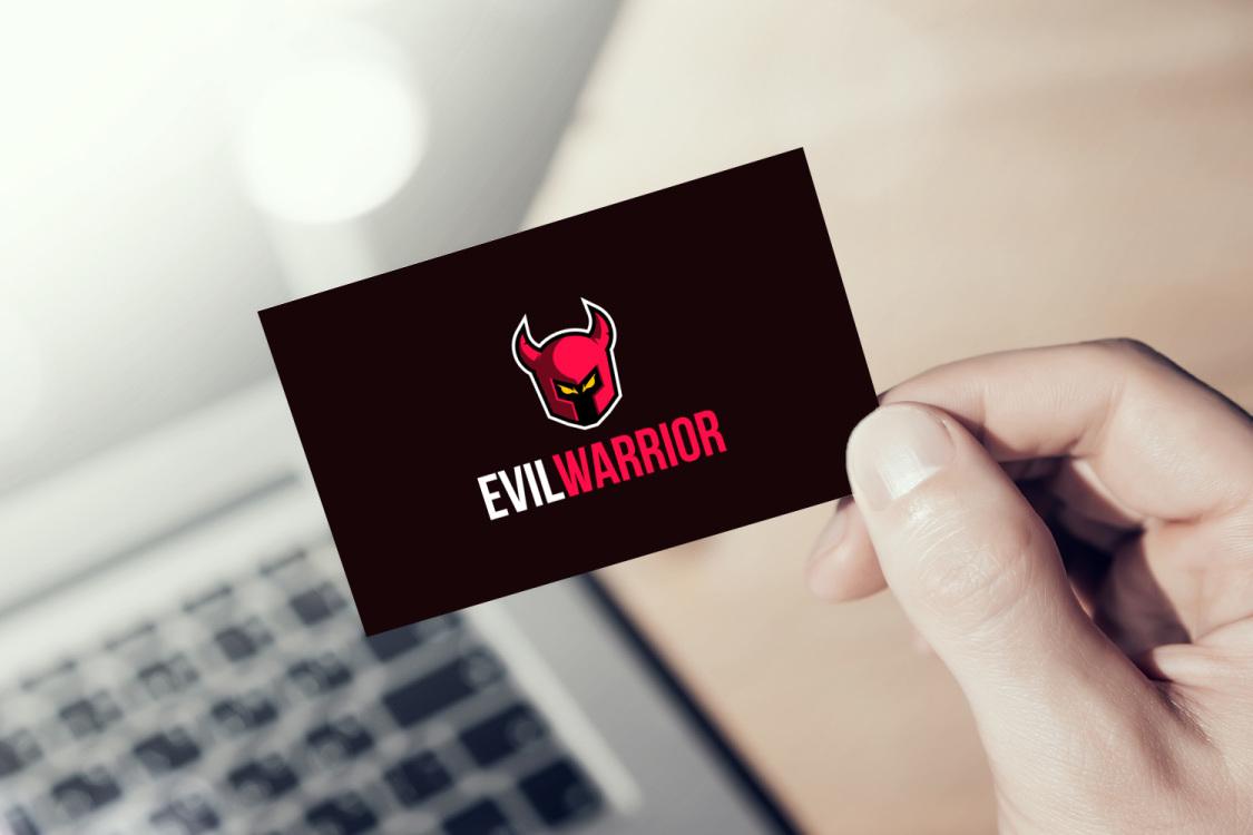 Sample branding #2 for Evilwarrior