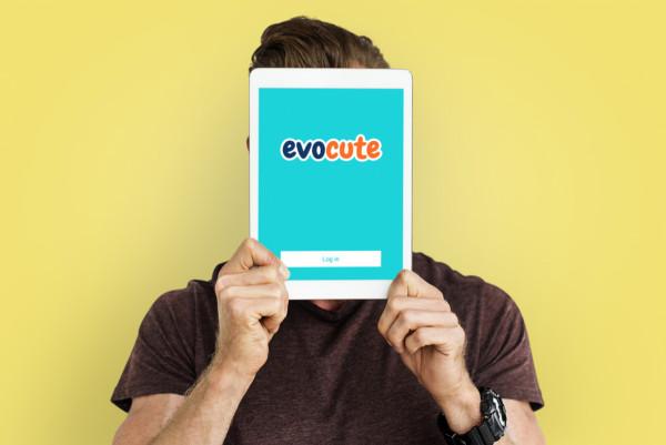 Sample branding #1 for Evocute