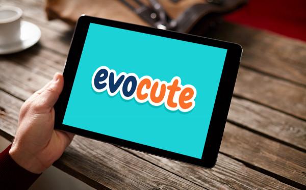 Sample branding #2 for Evocute