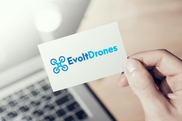 Sample branding #3 for Evoltdrones