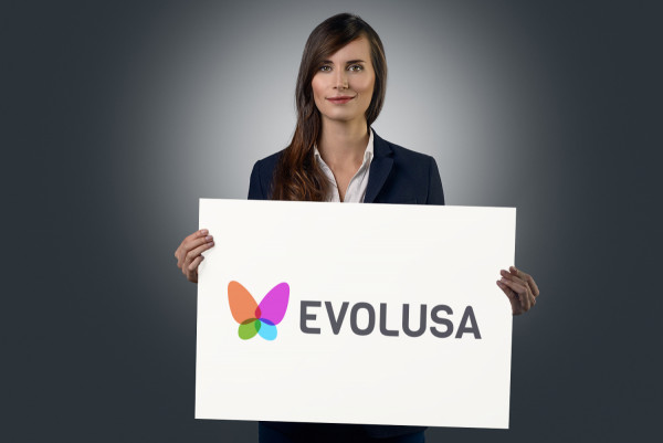 Sample branding #1 for Evolusa