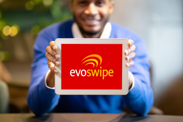Sample branding #1 for Evoswipe