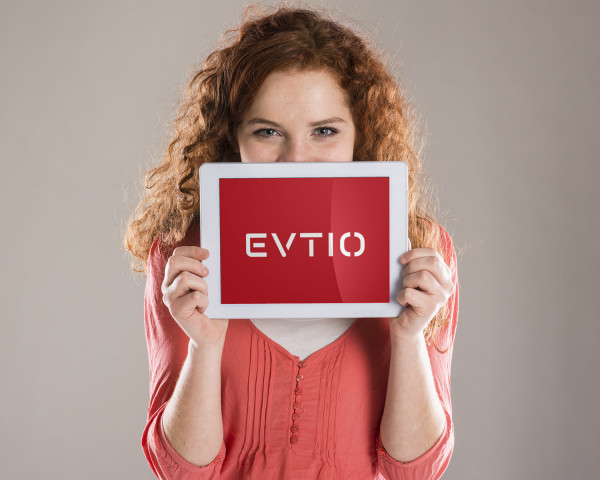 Sample branding #3 for Evtio