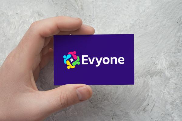 Sample branding #3 for Evyone