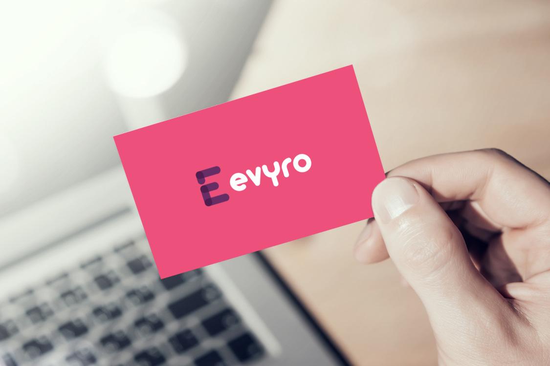 Sample branding #1 for Evyro