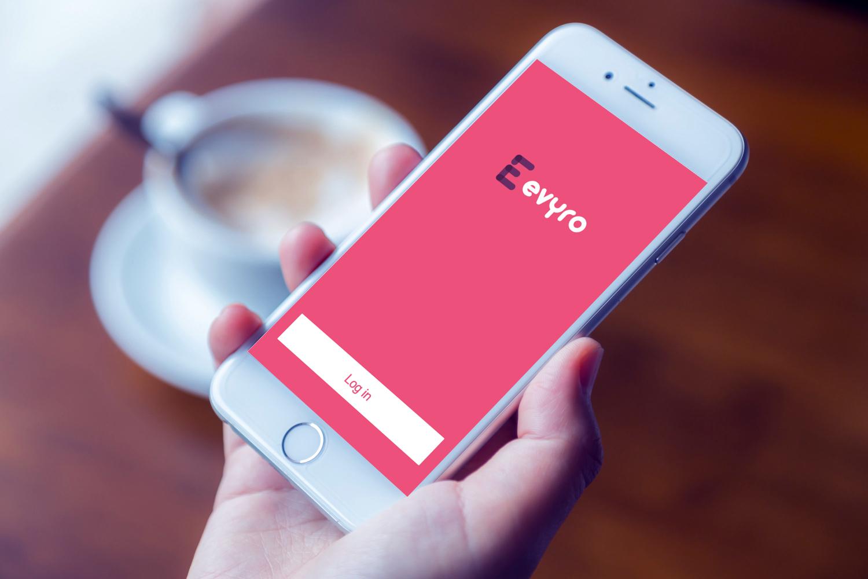Sample branding #3 for Evyro