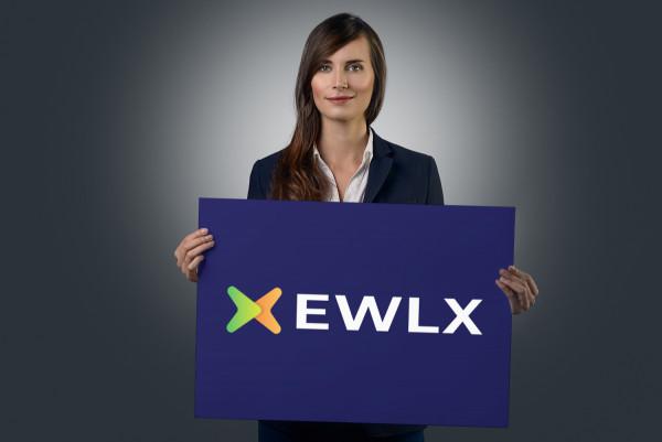 Sample branding #3 for Ewlx