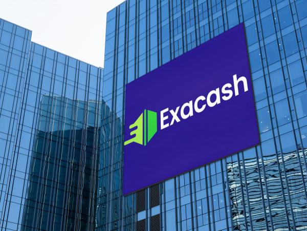 Sample branding #2 for Exacash
