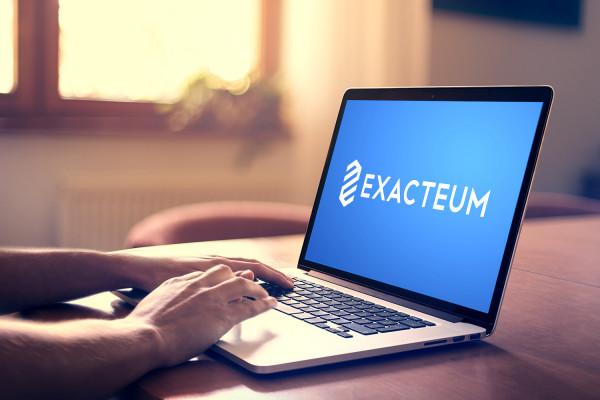 Sample branding #2 for Exacteum