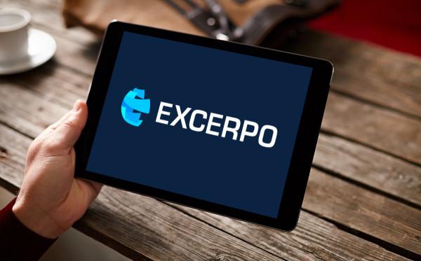 Sample branding #2 for Excerpo