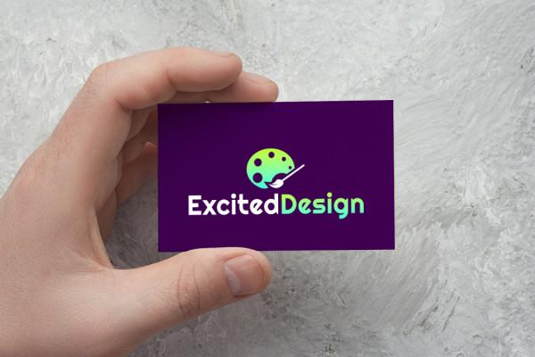 Sample branding #2 for Exciteddesign