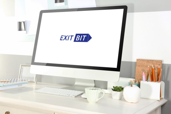 Sample branding #2 for Exitbit
