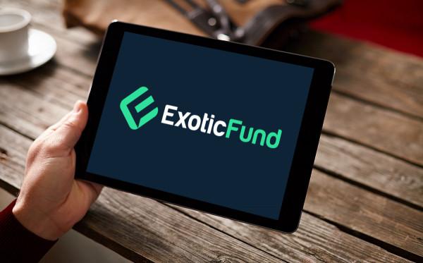 Sample branding #2 for Exoticfund