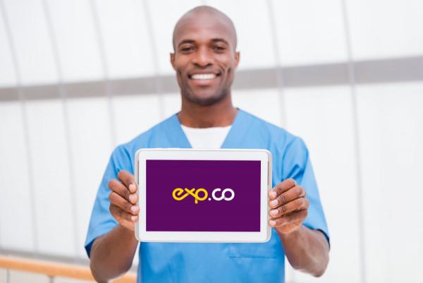 Sample branding #2 for Exp