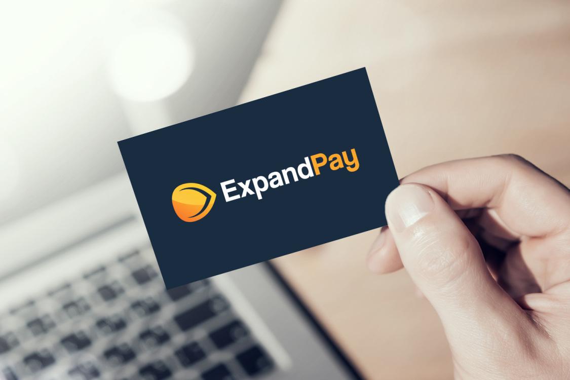 Sample branding #2 for Expandpay