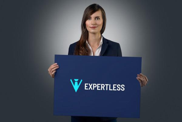 Sample branding #2 for Expertless
