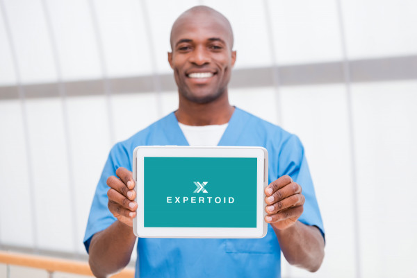 Sample branding #1 for Expertoid