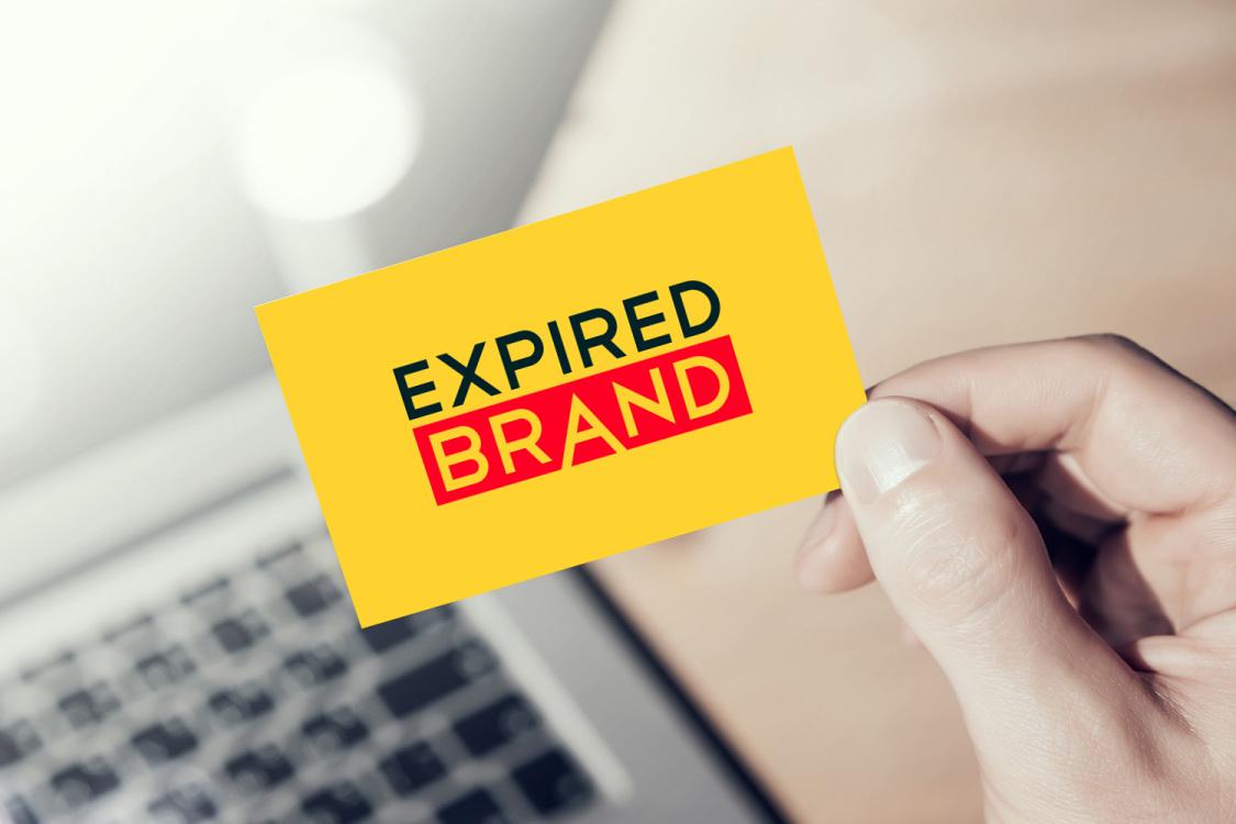 Sample branding #1 for Expiredbrand
