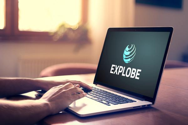 Sample branding #2 for Explobe