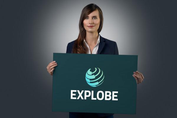 Sample branding #3 for Explobe