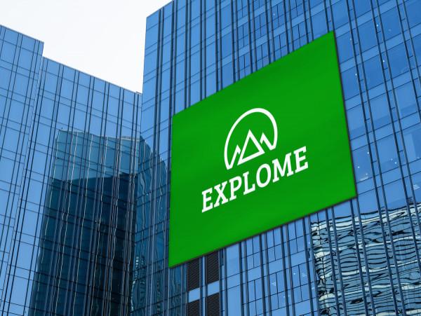 Sample branding #1 for Explome