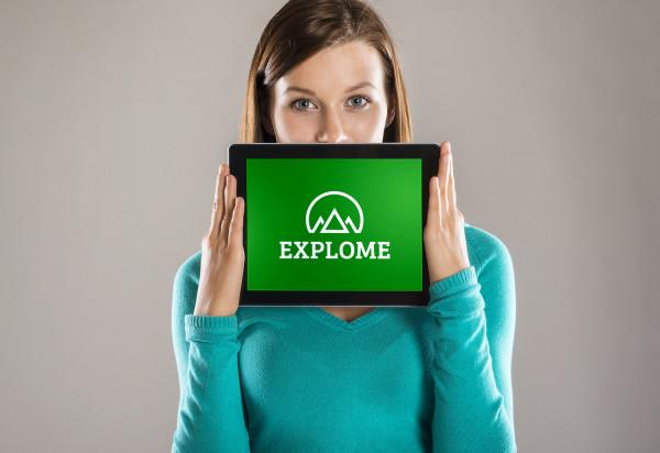 Sample branding #3 for Explome