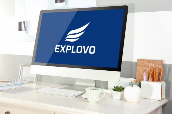 Sample branding #3 for Explovo