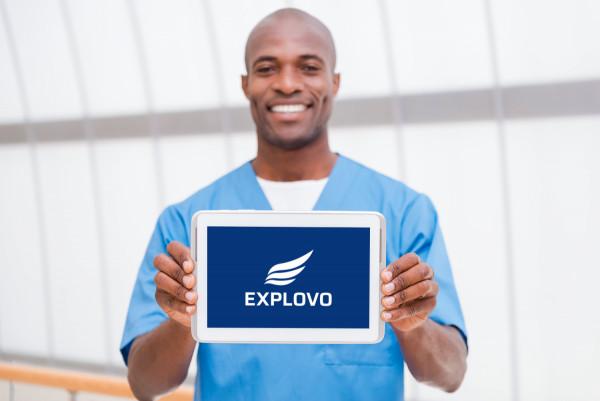 Sample branding #1 for Explovo