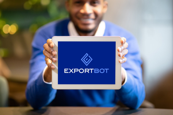 Sample branding #2 for Exportbot