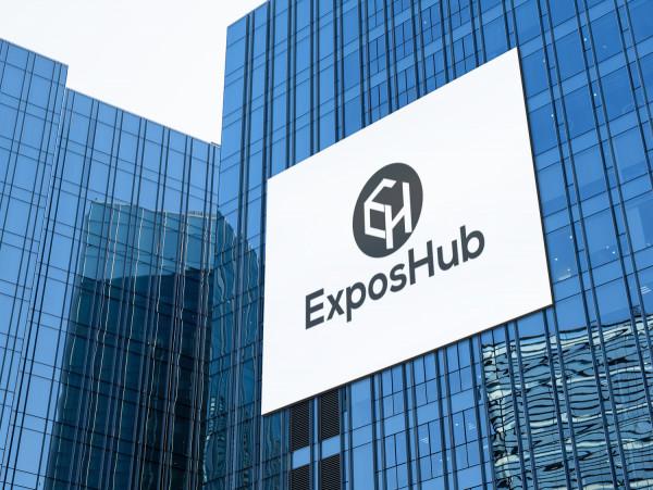 Sample branding #2 for Exposhub