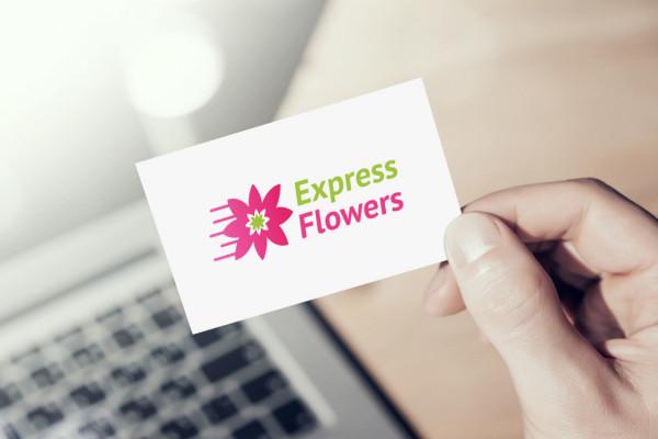 Sample branding #3 for Expressflowers