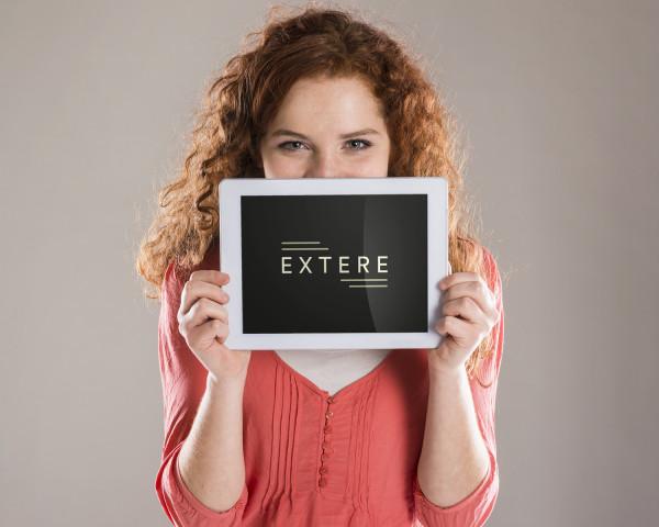 Sample branding #3 for Extere