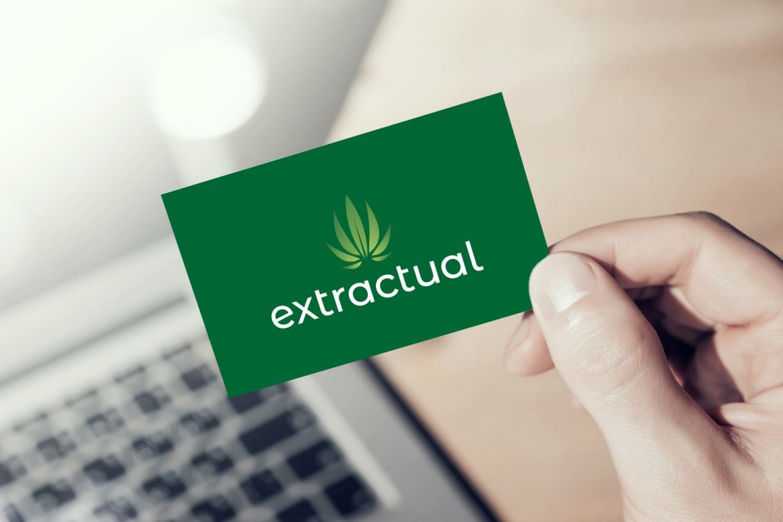Sample branding #2 for Extractual