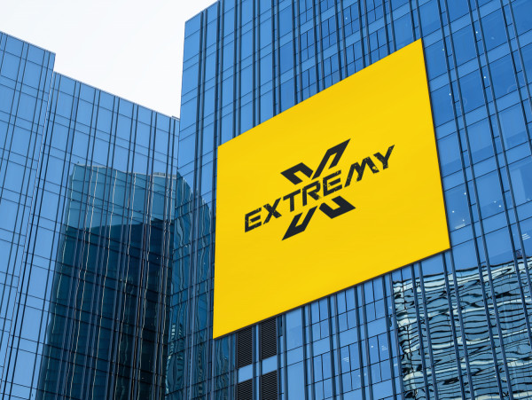 Sample branding #2 for Extremy