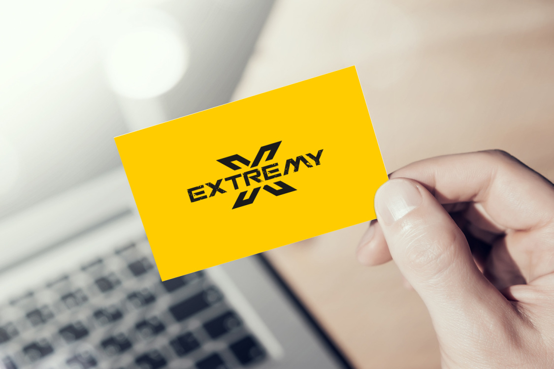 Sample branding #3 for Extremy