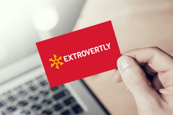 Sample branding #2 for Extrovertly