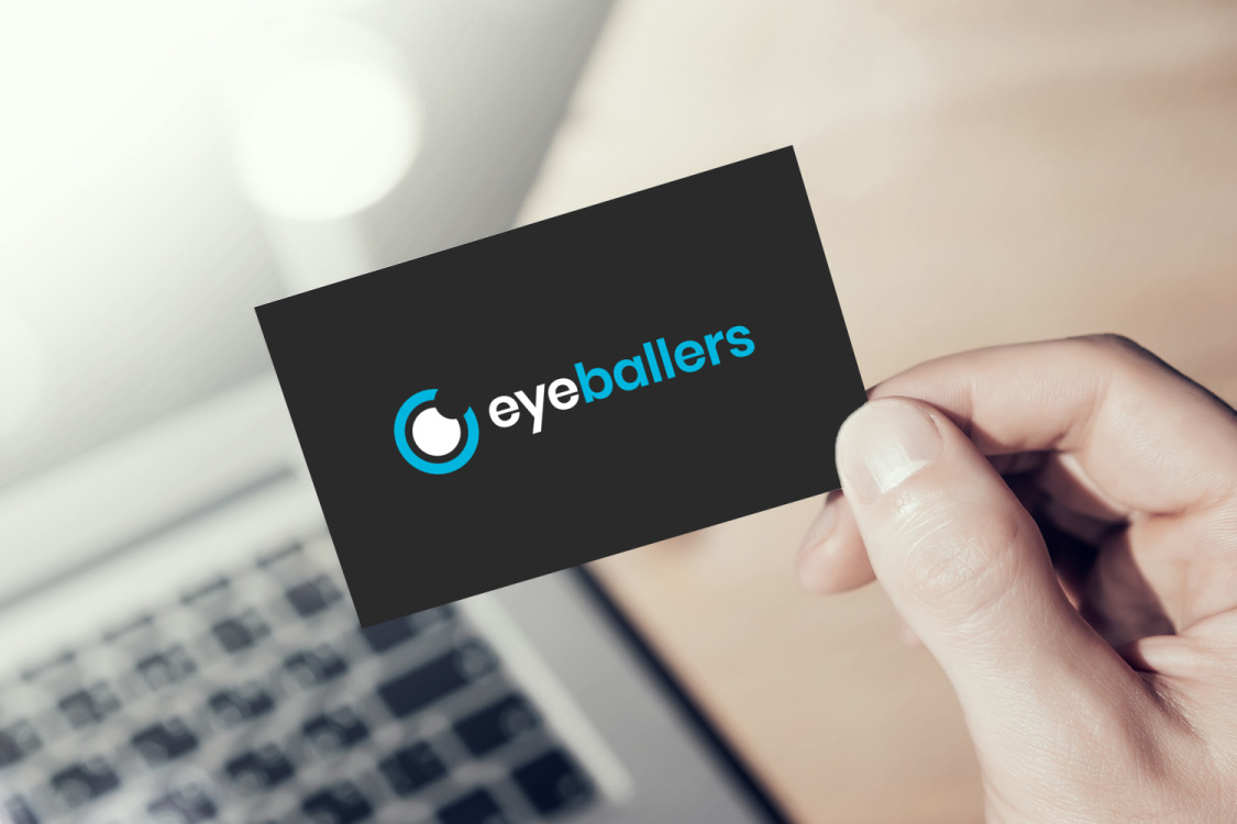 Sample branding #2 for Eyeballers