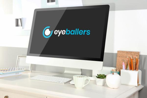 Sample branding #1 for Eyeballers