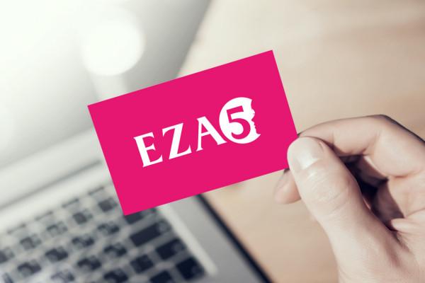 Sample branding #2 for Eza5