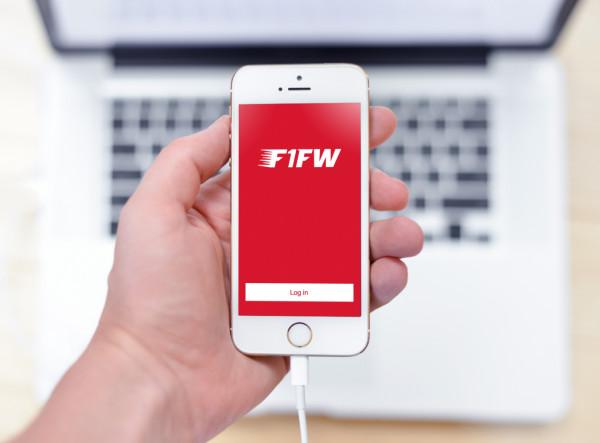 Sample branding #3 for F1fw