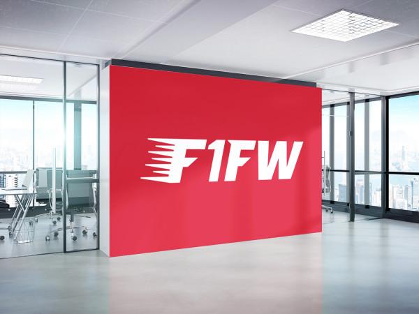 Sample branding #2 for F1fw
