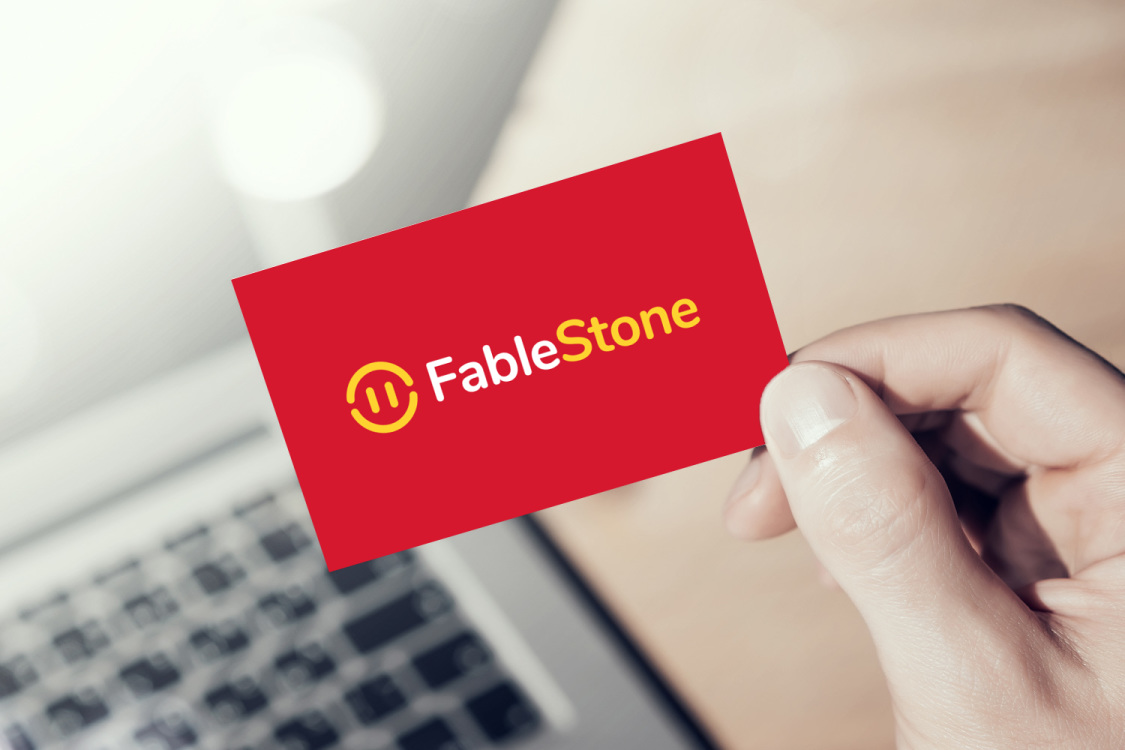 Sample branding #3 for Fablestone