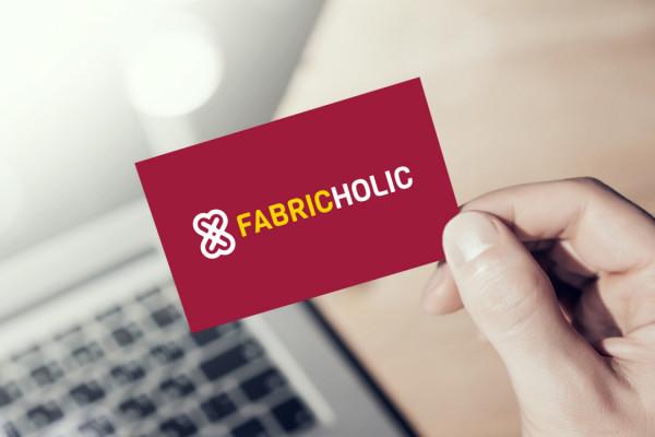Sample branding #1 for Fabricholic